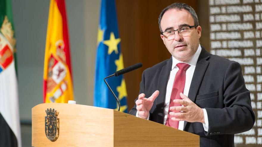 Francisco Martin director general Turismo Extremadura