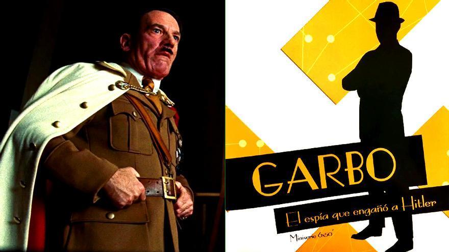 """Preparan una ambiciosa miniserie sobre Garbo, """"el espía que engañó a Hitler"""""""