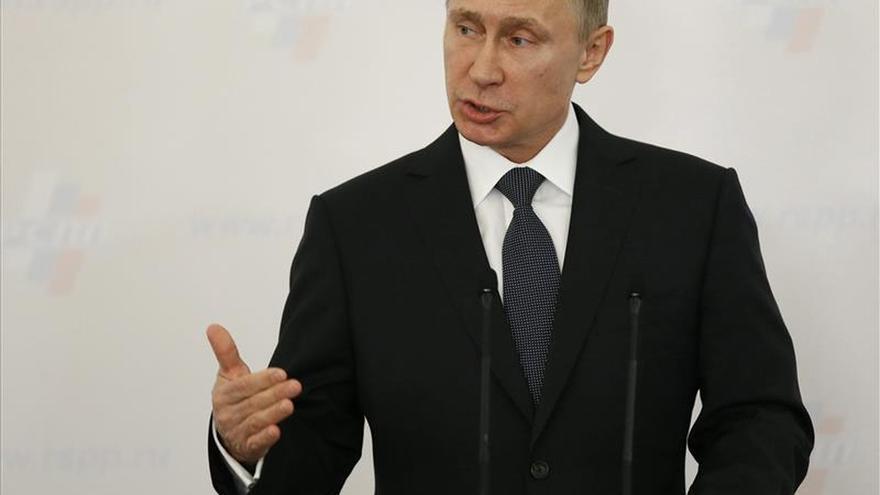 Putin exige reacción inmediata ante los llamamientos a desórdenes públicos