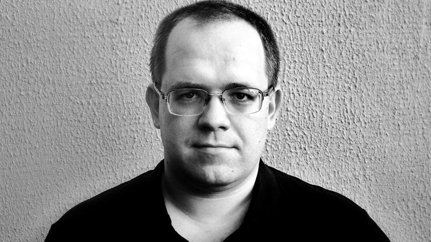 Evgeny Morozov.