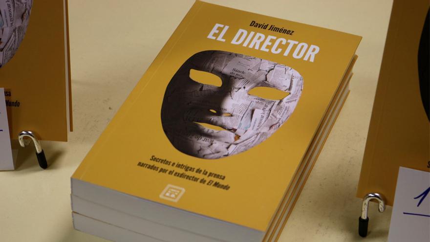 'El director' de David Jiménez