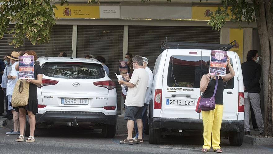 CSIF pide que se renueven los contratos de  interinos de las oficinas del SEPE en Córdoba
