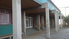 En la imagen, CEIP de Santo Domingo del municipio de Garafía.