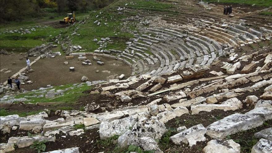 Los griegos se implican en la protección del patrimonio cultural