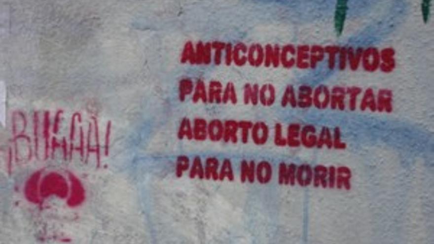 Pintada aborto