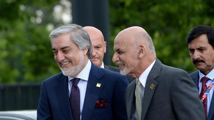 Los líderes de la OTAN abordan el mantenimiento de su misión en Afganistán