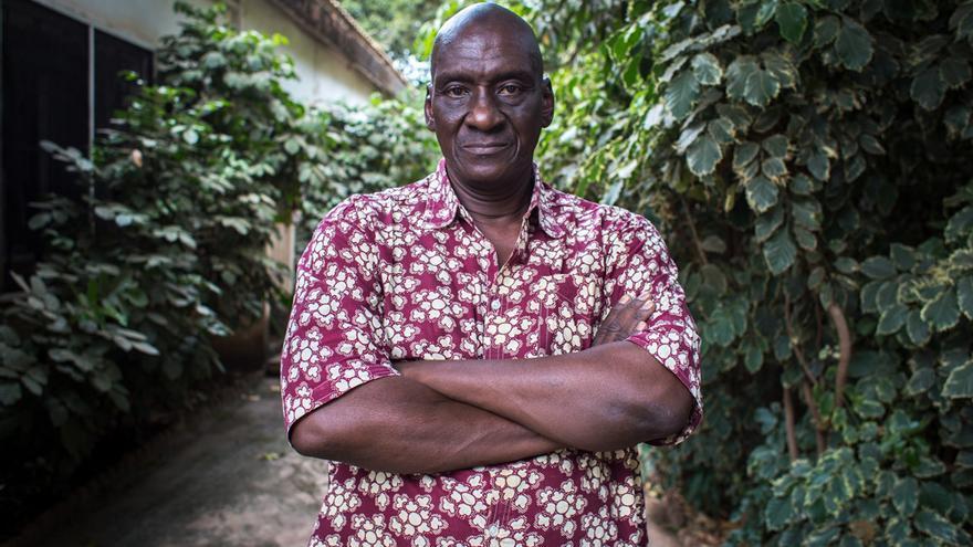 Mamadou Diakité, consultor de gestión migratoria para organismos internacionales en Mali.