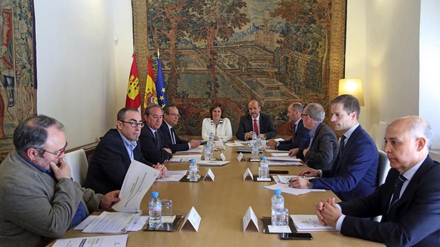 Mesa de Seguimiento del Plan por la Recuperación Económica