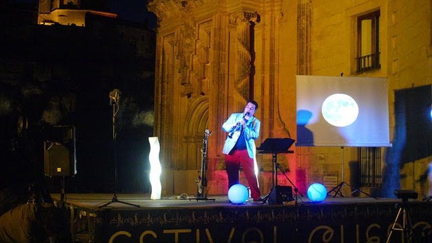 Actuación del Estival Cuenca 2014 / Foto: Estival Cuenca | Eva Rus Martínez