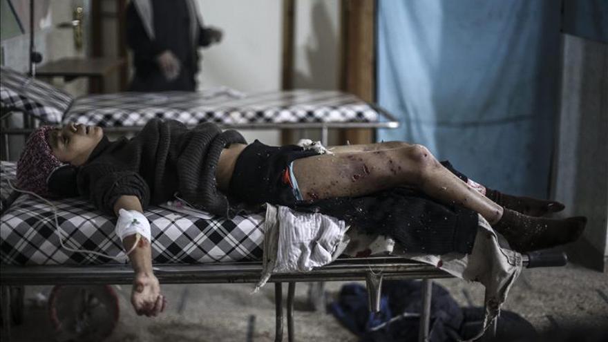 Más de 2.300 muertos en tres meses de bombardeos rusos en Siria