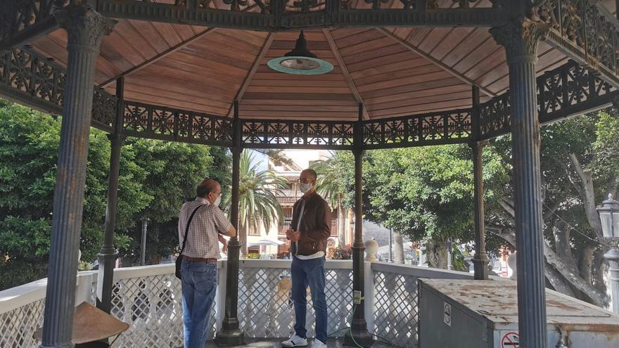 La capital elabora los pliegos para la licitación del quiosco de La Alameda