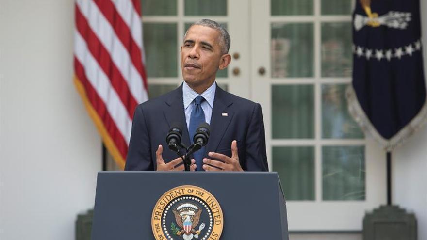 El presidente de EEUU, Barack Obama, en una imagen de archivo