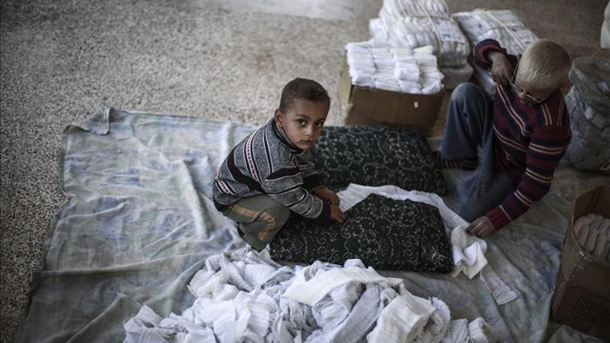 Niños raptados, usados y adoctrinados en al menos seis conflictos actuales