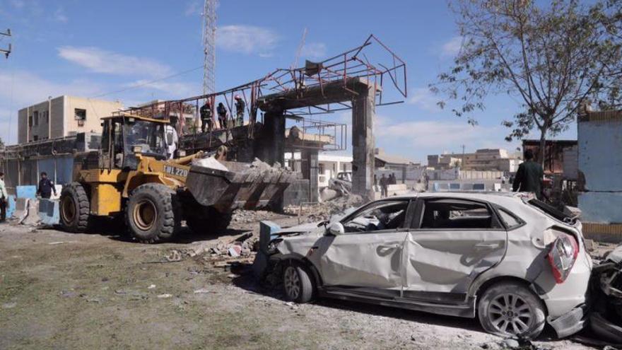 Detenidas cuatro personas en Irán por el atentado suicida de Chabahar