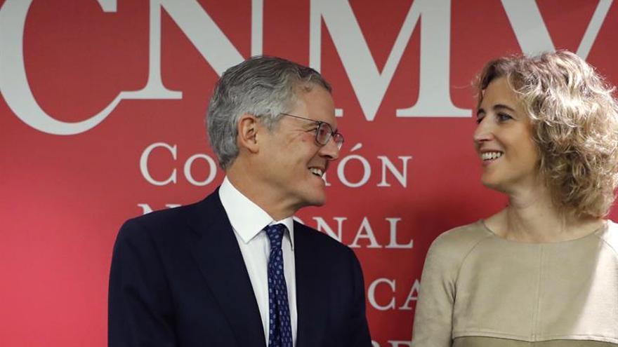 Albella: será mi empeño que la CNMV contribuya a la eficiencia y el dinamismo del mercado