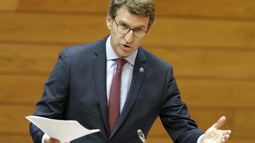 """Feijóo avisa de """"tics antidemocráticos"""" y de que España necesita un gobierno"""