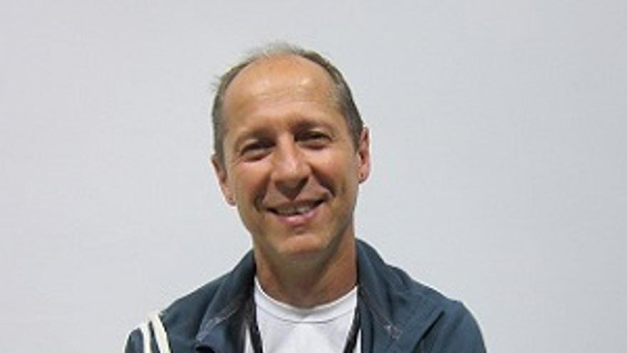 El jesuita Fernando López.