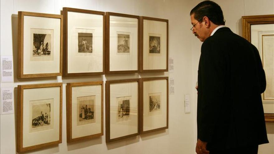 El surrealismo llega a Buenos Aires de la mano de Goya y Dalí