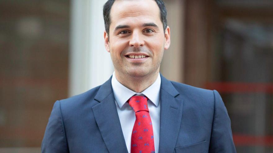 El líder de Ciudadanos en la Comunidad de Madrid, Ignacio Aguado. / Ciudadanos