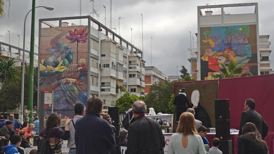 Murillo y el barrio de San Pablo. | JANE'S WALK