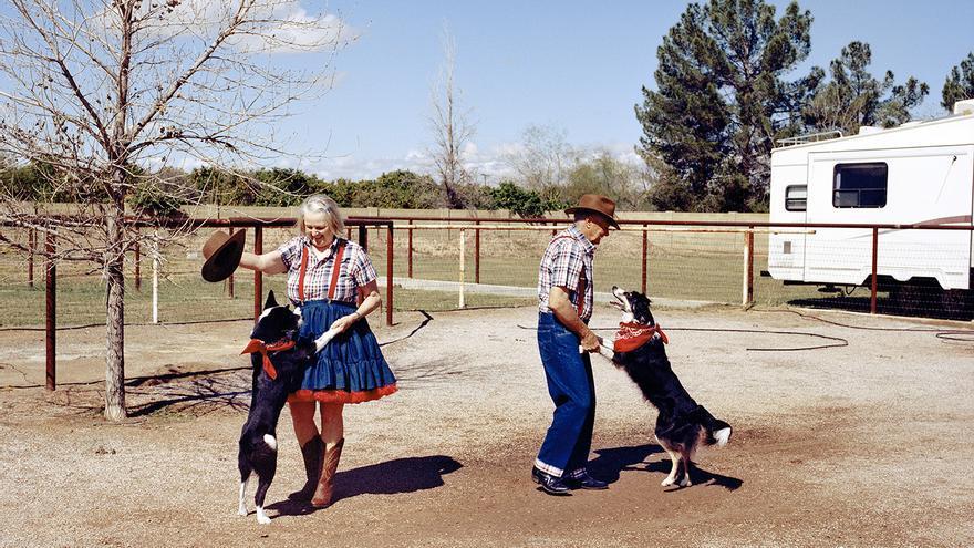 World Canine Freestyle Organization. Queen Creek, Arizona. Marzo 2015.