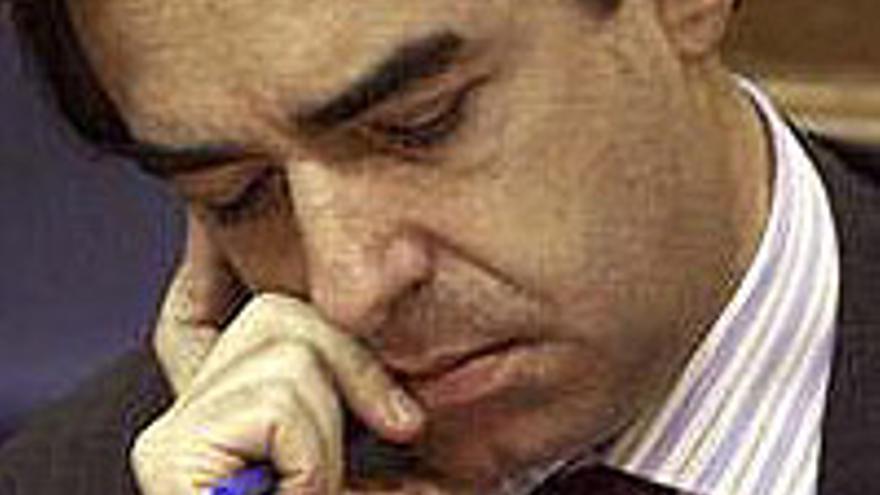 Luis Soria, que tampoco es militante del PSOE, más bien del PP.