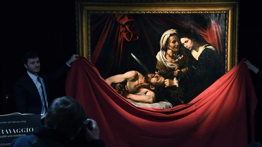 El Caravaggio encontrado en un ático de Toulouse, vendido antes de su subasta