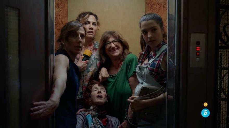 """Las 'Señoras del (h)AMPA' sorprenden a las redes con """"drama, terror, humor y unas actrices en estado de gracia"""""""