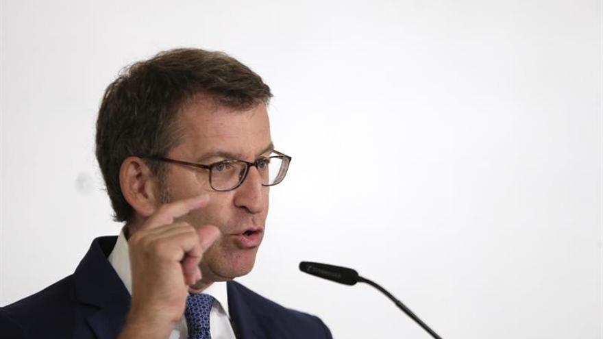 """Feijóo ve el nombramiento de Soria """"arriesgado"""" y no muy """"fácil de entender"""""""