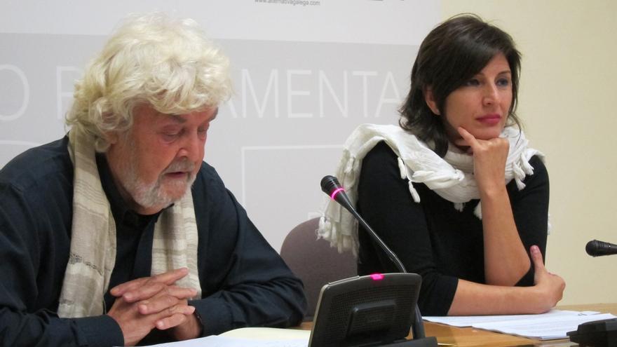"""Beiras confronta el """"civismo avanzado"""" de la sociedad catalana con los """"fascistas de Rajoy y compañía"""""""