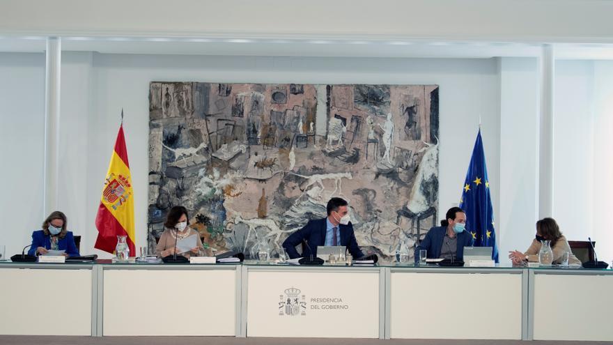 Sánchez e Iglesias, de acuerdo en los cambios a falta de algunos detalles