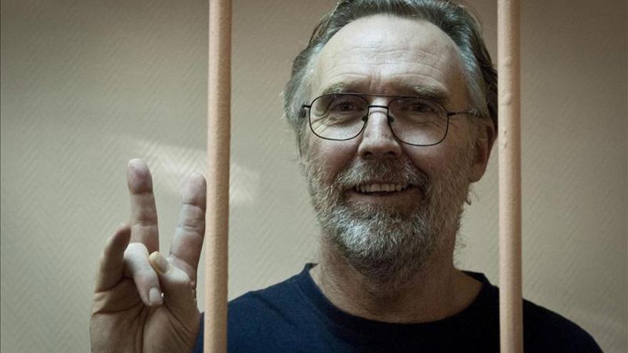 Greenpeace apela a Australia para la liberación de un activista en Rusia