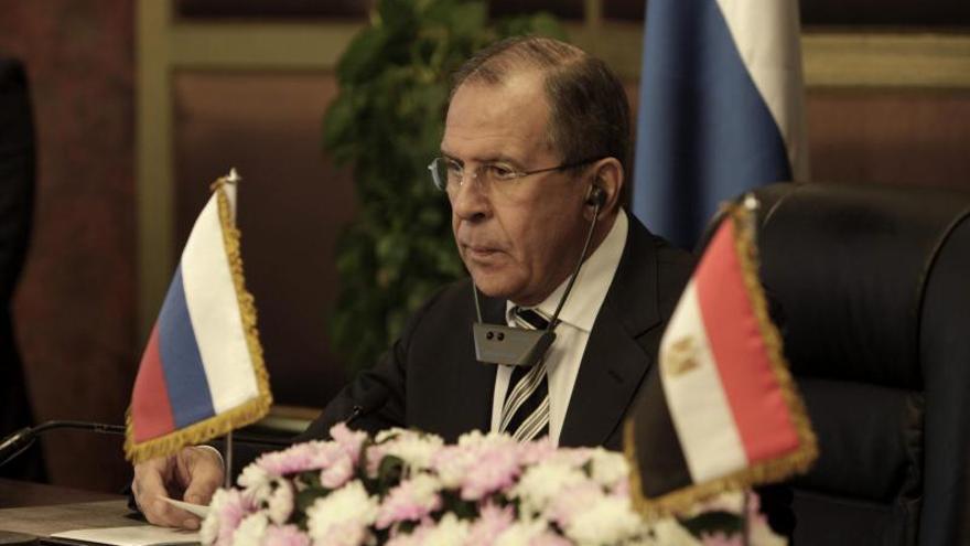 """Lavrov dice que celebrar Ginebra 2 sin Irán sería una """"profanación"""""""