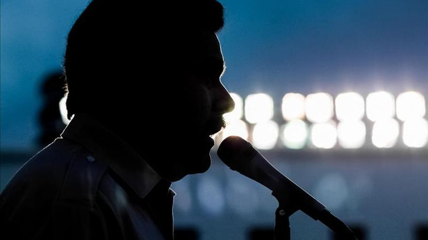 Maduro dice que a quienes les hacen campaña antichavista ganan las elecciones