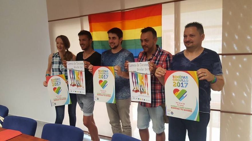 El 24 de septiembre organizan el primer Encuentro LGTB del Mundo Rural en Castejón de Monegros