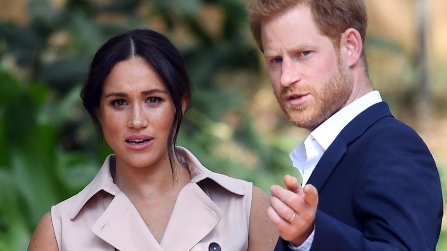 """Los duques de Sussex anuncian nuevo proyecto con Netflix titulado """"Pearl"""""""