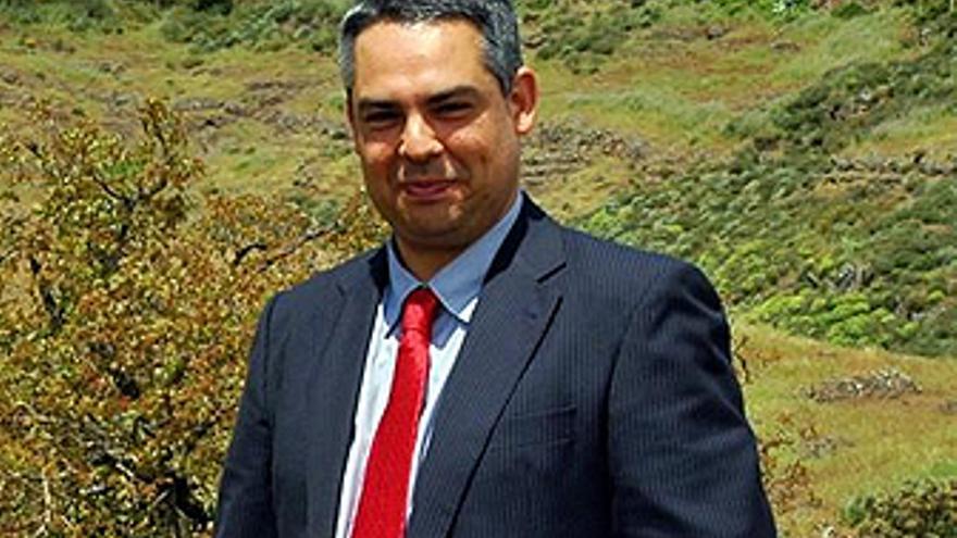 Sergio Armas, gerente de Foresta.