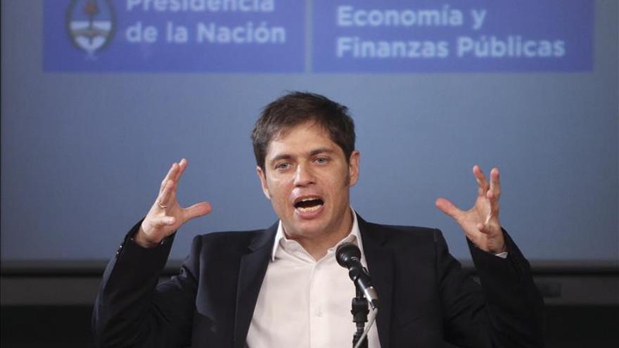 Ministro de Economía niega que Argentina cierre el año con inflación del 40 por ciento