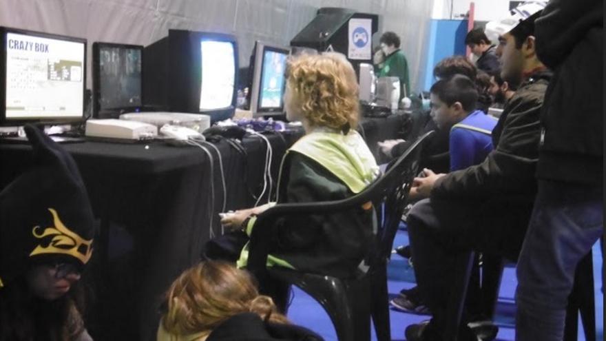 El videojuego, uno de los platos fuertes del salón