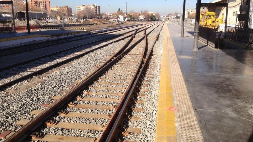 """Las obras en el Eje Ferroviario Transversal comenzarán de forma """"inminente"""" para recuperar el servicio convencional"""