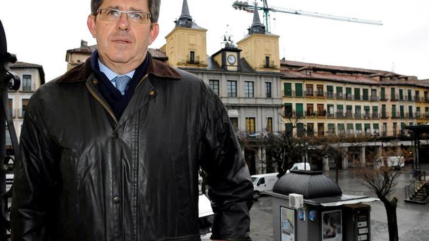 El PP propone a Jesús Postigo como sustituto de Gómez de la Serna en Segovia