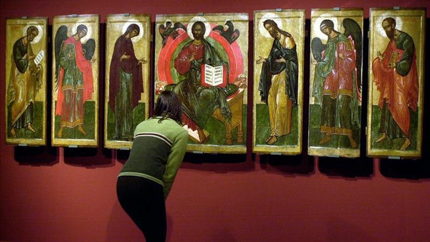 Destituyen a la directora de la Galería Tretiakov de Moscú