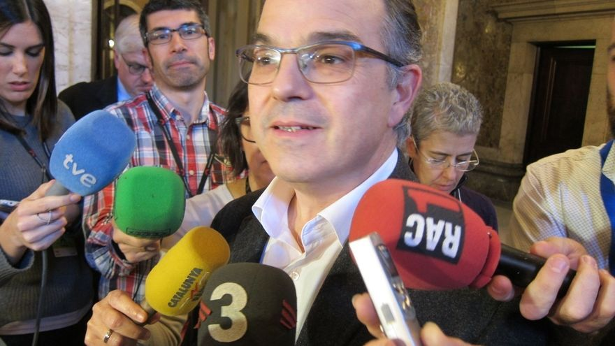 """JxSí cree que el TC evidencia que la oferta de diálogo de Rajoy es una """"farsa"""""""