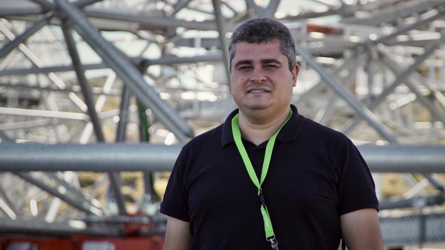 """Antonio González: """"Me ilusiona un futuro en el que no solo dependamos del turismo y la agricultura, sino también de la Ciencia"""""""