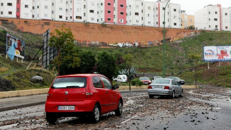 De los daños de la lluvia en LPGC (I) #4
