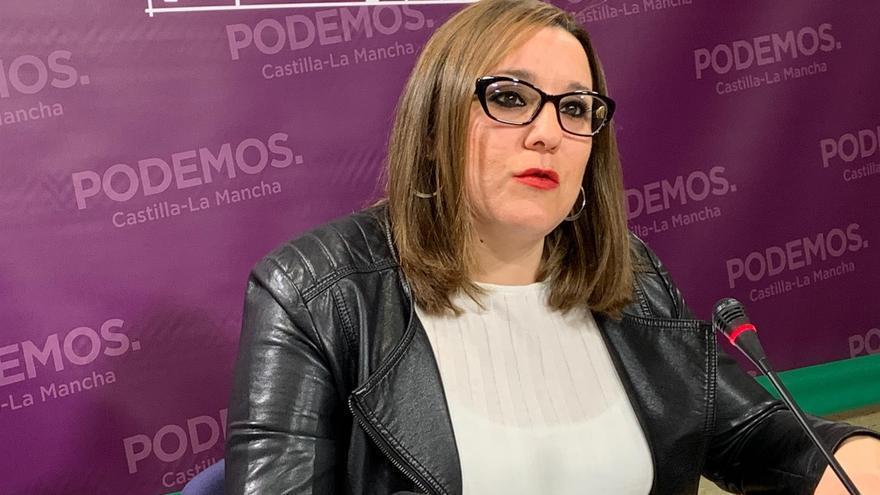 """Podemos acusa al PSOE de imponer un """"estado de excepción"""" en las Cortes de Castilla-La Mancha"""