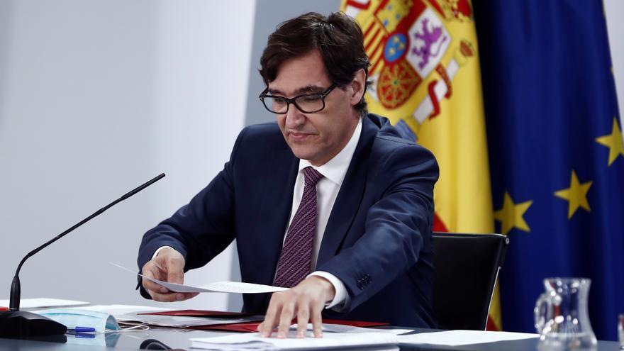 Illa cita a los consejeros de Madrid, Castilla-La Mancha y Castilla y Léon para evitar que la situación de la capital se extienda por las regiones limítrofes