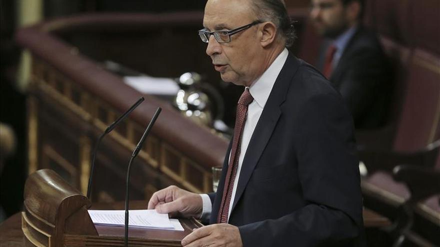 Montoro dice que gracias a las reformas ahora se pueden bajar los impuestos