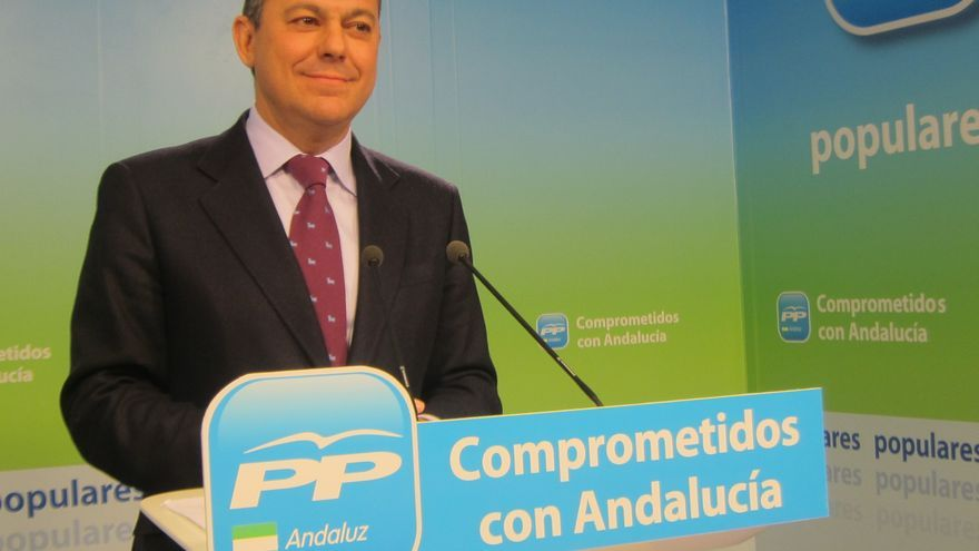 """PP-A: La elección del candidato a la Presidencia de Andalucía """"no es una prioridad"""" y aún no se ha abierto el debate"""