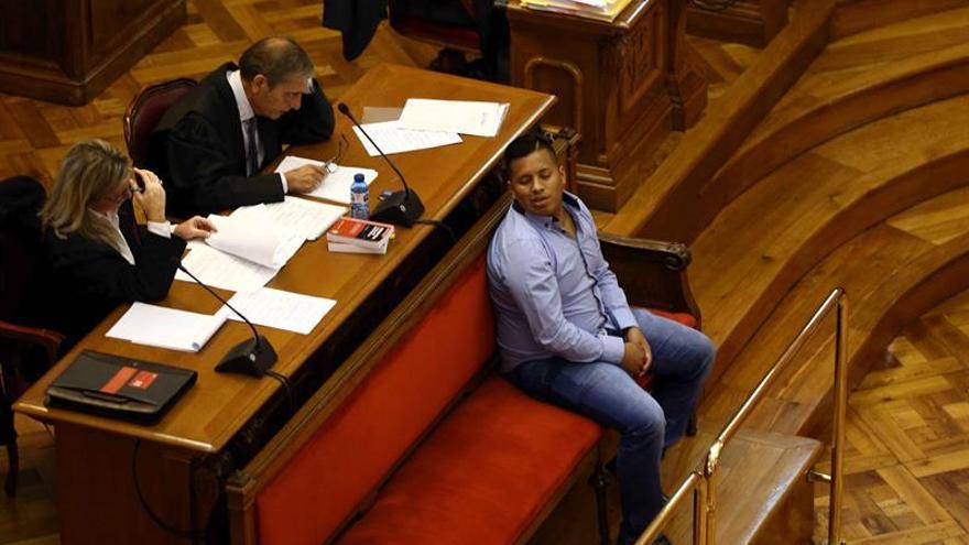 El fiscal pide 14 años al presunto homicida de la menor ahogada en la Mar Bella de Barcelona